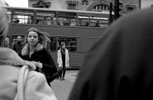 Malgosia Magrys. Street photography_Urban hustel_LONDON 2 / Solitudes urbaines_Londres 2. Documentary photography